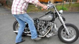 Download Shovel Kickstart - Muffler 65231-65A Video