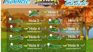 Download Golf Clash tips, CLUBGUIDE - Earth Day Tournament, ROOKIE division Video