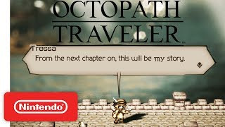 Download Octopath Traveler - Paths of Purchase and Potions Info Trailer - Nintendo Switch Video