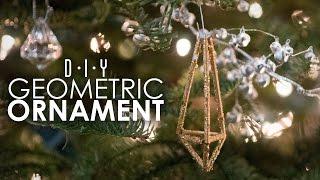 Download GEOMETRIC ORNAMENT - DIY Thriftmas Day 9 Video