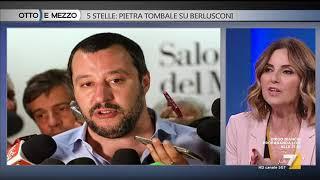 Download Otto e mezzo - 5 Stelle: pietra tombale su Berlusconi (Puntata 20/04/2018) Video