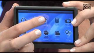 Download Mach Speed Trio 8GB Touch Screen MP4/MP3 Player Video