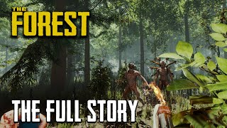 Download The Forest, The Full Story Explained!! Lore Video Video