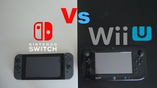Download Nintendo Switch Vs Wii U - Review Video