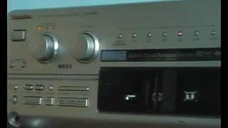 Download Amplituner TECHNICS SA-DX940 + Korektor SH-GE90 Video