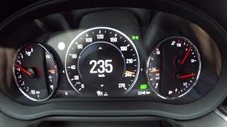 Download Opel Insignia Grand Sport 2.0 Turbo AWD 260 PS - 0-100 km/h Tachovideo Beschleunigung Acceleration Video