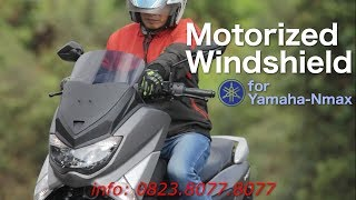 Download Motorized Windshield buat Yamaha-NMAX Video