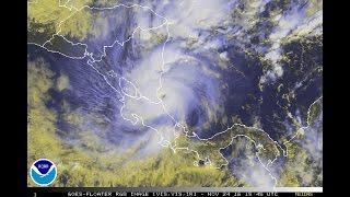 Download Hurricane Otto / 16L | Tropical Storm Otto / 22E (2016) Video