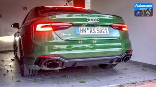 Download 2018 Audi RS5 (450hp) - pure SOUND (60FPS) Video