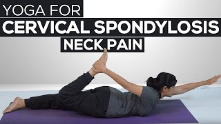 Download Yoga Poses For CERVICAL SPONDYLOSIS | Neck Pain Treatment Video