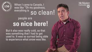 Download Cam Galindo - Canada is a new life Video