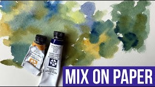 Download Improve Your Watercolor Paintings With This Simple Tip Video