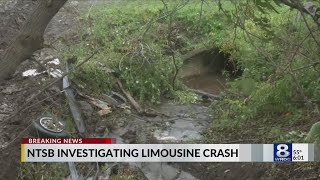 Download Schoharie limo crash Video
