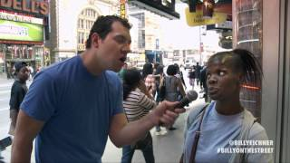 Download Billy Eichner Fights W/Woman About Denzel Washington Video
