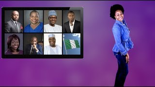 Download Analyzing Nigeria's 2019 Presidential Candidates: Buhari, Sowore, Atiku, Oby, Moghalu, Eunice Video