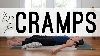 Download Yoga for Cramps and PMS | Yoga With Adriene Video