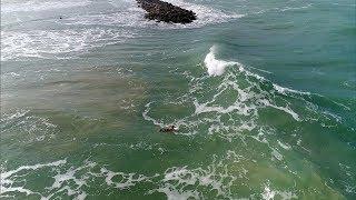 Download Surfen für den Frieden - In Haifa gehen Juden und Araber gemeinsam Wellenreiten Video