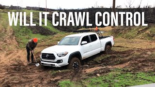Download TESTING CRAWL CONTROL... in Mud. Video