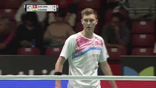 Download Daihatsu Yonex Japan Open 2017 | Badminton QF M5-MS | Viktor Axelsen vs Kidambi Srikanth Video