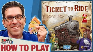Download Ticket to Ride - How To Play Video
