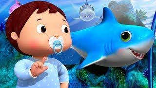 Download Baby Shark Dance | Baby Shark Challenge | Little Baby Bum | Nursery Rhymes | Baby Songs Video