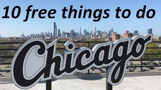 Download Our top 10 free things to do in Chicago Video