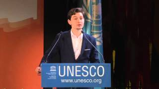 Download 9th UNESCO Youth Forum - Keynote speech from Salim Salamah Video