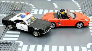 Download Police Chase Thief Car Video for kids Video