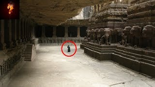 Download The Mind Boggling Kailash Temple ″A Gift To Earth?″ Video