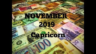 Download WEALTH November 2019 CAPRICORN ~ Creating The Security You Crave Video