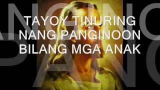 Download PANANAGUTAN BUGOY DRILON.wmv Video