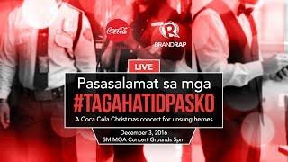 Download LIVE: Pasasalamat sa mga #TagahatidPasko Video