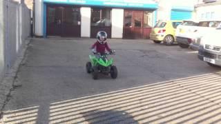Download Kids Quad Bike - Eco Warrior Electric Quad Video