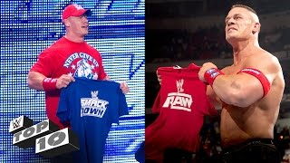 Download Draft Day Shockers: WWE Top 10 Video