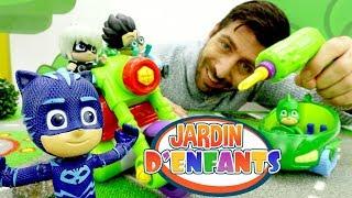 Download Vidéo pour enfants. Jardin d'Enfants № 46. Les Pyjamasques font la course Video