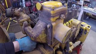 Download Caterpillar D2 #5J2115 SP - Engine Teardown for Parts Day 1, and a Trip Down Memory Lane... Video