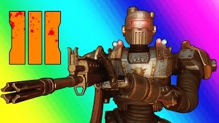 Download Black Ops 3 Zombies Shadows of Evil - Pack a Punch, Civil Protector Robot, & Fake Easter Eggs! Video