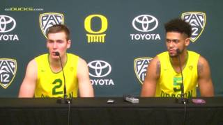 Download Benson and Dorsey Post Game Media Video