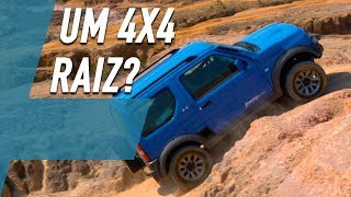 Download SUZUKI JIMNY TRAZ ″MIMOS″ NA LINHA 2018 Video