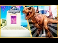 Download Como HACER un PORTAL a la DIMENSION de LOS DINOSAURIOS - MINECRAFT JURASSIC WORLD Video