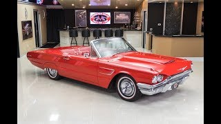 Download 1965 Ford Thunderbird For Sale Video