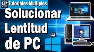 Download Como Solucionar La Lentitud De Mi Pc | Aumentar Velocidad De Mi Laptop Windows 7, 8, 10, Xp Video