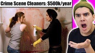 Download Weird Jobs That Pay A LOT Of Money! Video