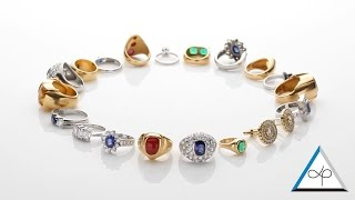 Download Collection Of Precious Gemstones Jewels and Rings | Prakash Gems Video