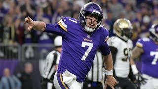 Download Saints vs. Vikings 2018 NFC Divisional Game Highlights ″The Minneapolis Miracle″ | NFL Video