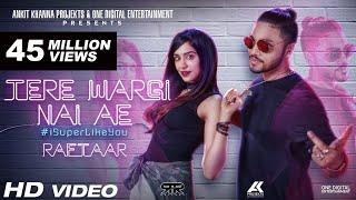 Download Raftaar - Tere Wargi Nai Ae | AK Projekts | Adah Sharma #ISuperLikeYou Video