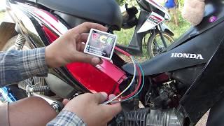 Download วิธีต่อกล่อง ECI Racing (แบบจูนได้) เพิ่มการจ่ายไฟ 10% จูนเพิ่มน้ำมันได้ 60% Video