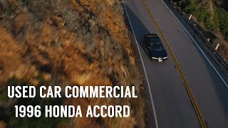 Download Used Car Commercial // 1996 Honda Accord Video