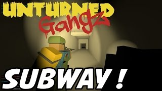 Download UNTURNED GangZ - Russia Subway & Sewers!! - S2E03 (Gang PvP / Pranks) Video