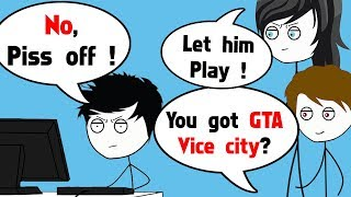 Download When your Little Cousin comes to your House to Play Games Video